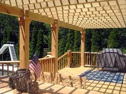 pergola design magnificent japanese pergola design deck trellis