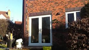 Wickes Patio Doors Upvc by How To Fit A Pair Of French Doors Timelapse Hd Iphone App Youtube
