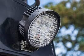 led automotive work light pair of 55 watt 4 hid xenon off road driving lights