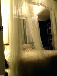 Poster Bed Curtains Drapes For Four Poster Beds Four Poster Bed Drape Curtains For