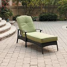 Thick Chaise Lounge Cushions Amazon Com Better Homes And Gardens Providence Chaise Lounge