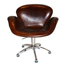 fauteuil de bureau en solde fauteuil bureau cuir marron chaise bureau solde design du monde
