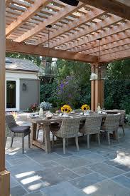 Nyc Backyard Ideas Pergola Designs Patio Traditional With Landscape Design Climbing