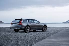 volvo msrp 2017 volvo v90 cross country first drive review automobile magazine