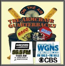Armchair Quarterback Game Armchair Quarterback Radio