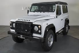 white land rover defender used 2015 land rover defender td landmark for sale in north