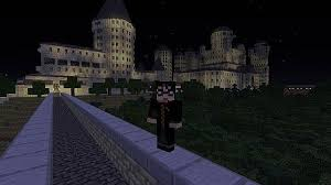 harry potter adventure map скачать harry potter adventure map карта для minecraft