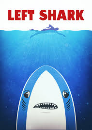 Jaws Meme - left shark parody jaws funny movie meme by mrsbadbugs on