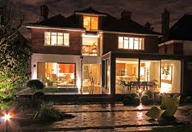 Home Lighting Design London by Red Square Residential Interior Designers London