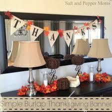 burlap thanksgiving banner best 25 thanksgiving banner ideas on diy thanksgiving