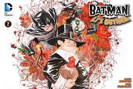 ffgtgr thanksgiving with batman li l gotham and