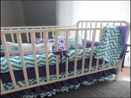 Purple And Teal Crib Bedding Purple And Teal Crib Bedding Sets Nursery Playroom