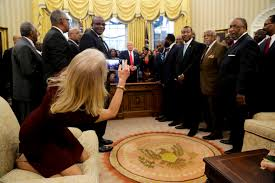 Inside The Oval Office Kellyanne Conway U0027s Latest Outrage Kneeling Feet On Oval Office Couch