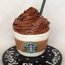 starbucks buttercream giant cupcake cake tartas cupcake gigante