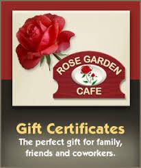 rose garden cafe in elk grove village the rose garden cafe