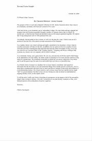 College Application Recommendation Letter Sample Template Free Application Reference Letter Template Free