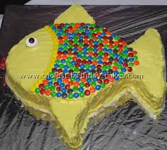 fish birthday cakes coolest fish birthday cakes photo gallery fish birthday cakes