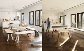 Modular Dining Room Furniture Modular Dining Room Simple Small And Kitchen Bination Office