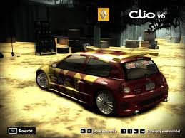 renault clio v6 nfs carbon nfsunlimited net need for speed rivals most wanted world and