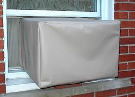 Air Conditioner Covers Interior Air Conditioner Cover Outdoor Breathable Shirt Materials