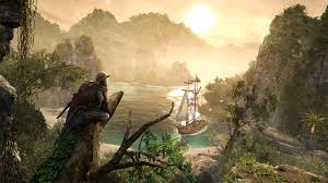Assassin S Creed Black Flag Gameplay Impressions Of Assassin U0027s Creed 4 Black Flag Ps4 Playstation