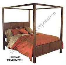 Indonesian Bedroom Furniture by Cirebon Rattan Boat Bed Woven Furniture Indonesia Bedroom Page