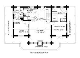 cabin floor plans log home plans simple cabin floor plan open rustic house with