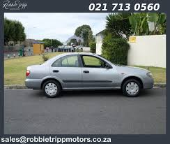 nissan almera south africa nissan almera 1 6 comfort h14 25 available