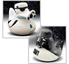 Star Wars Bathroom Accessories Fun Star Wars Rubber Ducks For Your Bathtub U0027ducky War U0027 Hardware