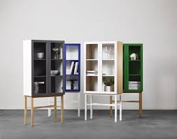 Cool Bookshelves Ideas Cool Natural Wooden Bookshelves With Graded Rack For The Endless