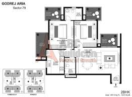 godrej aria floor plan floorplan in