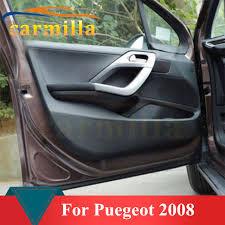 auto 4 porte nuovo per auto 4 porte kick protezione in fibra di carbonio