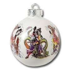 samurai warrior ornament japanese ornaments