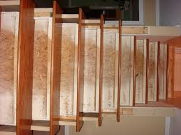 exterior cozy hard wood stair treads for interesting interior