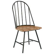 Primitive Dining Room by Magnolia Home By Joanna Gaines Primitive Metal Hoop Chair Great