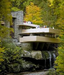 frank lloyd wright waterfall fallingwater by frank lloyd wright kukun