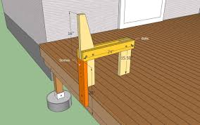 how to build deck bench seating bench deck plan with built in benches for seating and storage