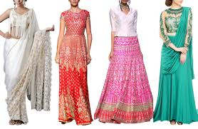 how to match indian wedding reception for couples blog