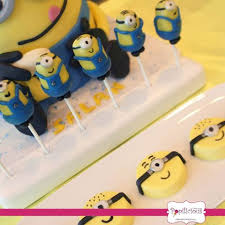 Minions Candy Buffet by Popilicious Popilicious Cakepops Instagram Photos And Videos