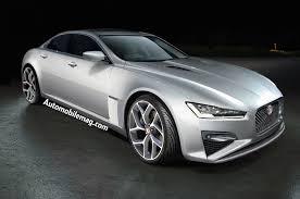 future luxury cars jaguar xj bmw 5 6 series and infiniti q60