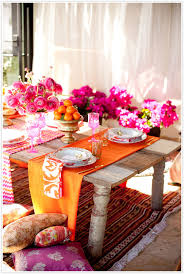 transformed moroccan style table camille styles