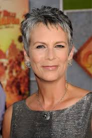 short hairstyles for older women 50 plus the 17 hottest silver foxes jamie lee curtis lee curtis and