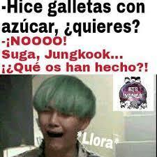 Memes Funny En Espaã Ol - resultado de imagen para memes coreanos en espa祓ol bts