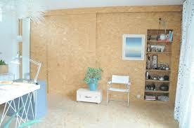 sol bureau bureau design sol et mur en osb maison pour shooting photo et
