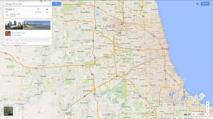 Lincoln Illinois Map by Chicago Illinois Map