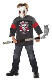 jason costume friday the 13th jason voorhees blood sport child costume ebay