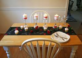 valentine s day table runner diy valentine s day table painted furniture seasonal holiday decor