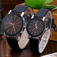 new personality unisex luxury dot watches casual classic spots