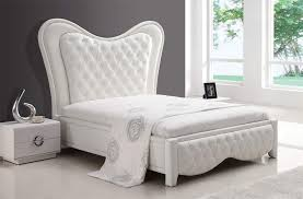 Modern White Bedroom Furniture Sets Best Bedroom - Modern white leather bedroom set
