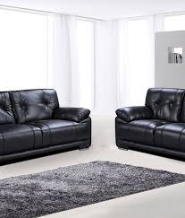 3 Seater And 2 Seater Sofa Lucy 3 Seater Sofa U2013 Black U2013 We Do Sofas